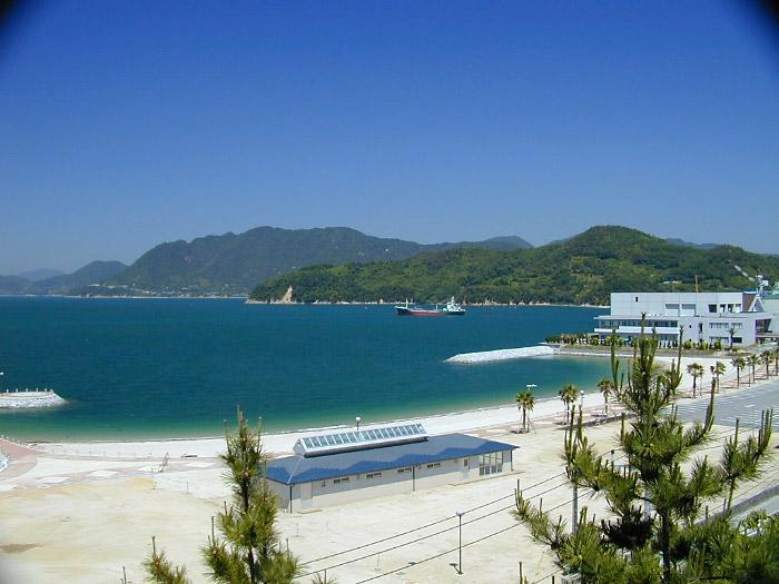 浜ノ上付近