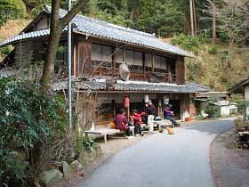 柳生街道・峠の茶屋