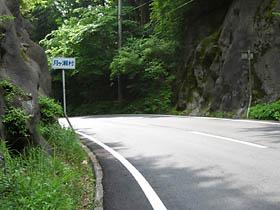 山添~月ヶ瀬村境の峠