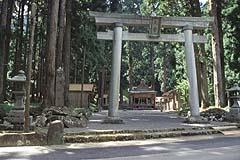 生杉の日吉神社