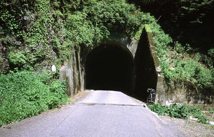 葛川トンネル