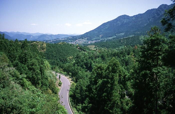 田平子峠からの眺め