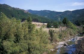 藤川と七洞岳