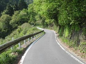 国道422号・三田坂