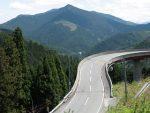 国道166号・高見峠ループ橋