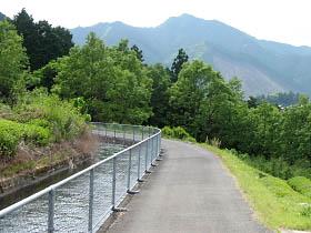 疎水沿いの道・波多瀬付近