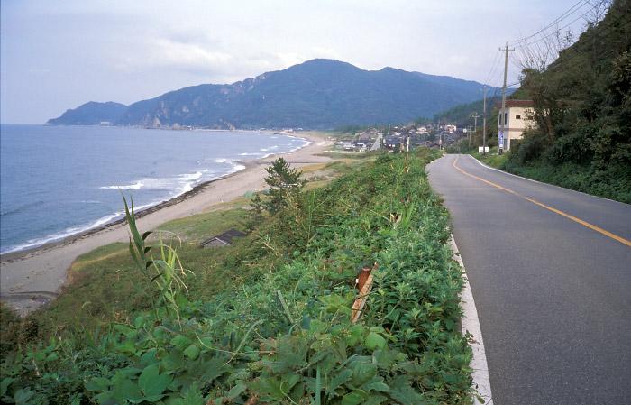 国道249号大川付近