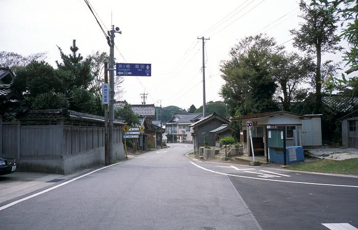 三崎町粟津