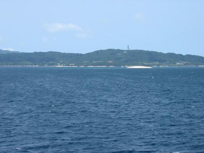西表島・上原付近