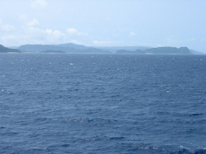 西表島西部
